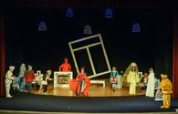 """Blue Bird"" play staged in Nakhchivan <span class=""color_red"">[PHOTO]</span>"