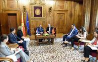 "Azerbaijan, Macedonia hail development of bilateral relations <span class=""color_red"">[PHOTO]</span>"