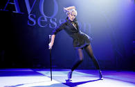 Patricia Kaas again in Baku