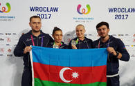 """Silver finish of national gymnasts at World Games 2017 <span class=""""color_red"""">[PHOTO]</span>"""