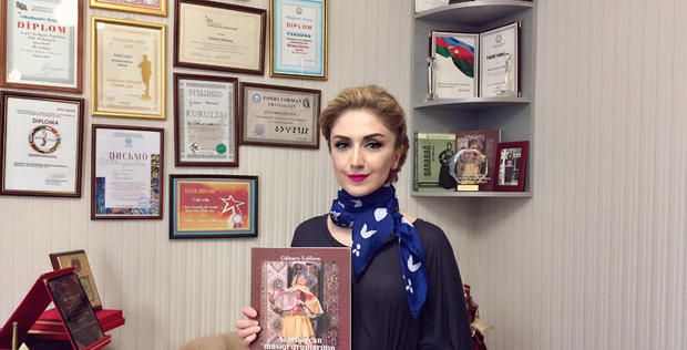 """Book on traditional clothes presented in Baku <span class=""""color_red"""">[PHOTO]</span>"""