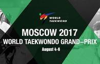 National taekwondo fighters to compete at World Grand Prix