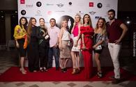 """Modeling school opens in Baku <span class=""""color_red"""">[PHOTO]</span>"""