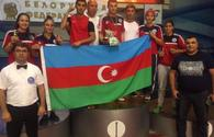Azerbaijani boxers win five medals in Belarus