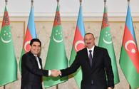 "Azerbaijan, Turkmenistan sign documents <span class=""color_red"">[UPDATE / PHOTO]</span>"