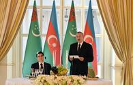 "President Aliyev hosts official reception in honor of Gurbanguly Berdimuhamedov <span class=""color_red"">[PHOTO]</span>"