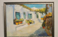 "Sunlight and rich colors: Summer of Azerbaijani artists <span class=""color_red"">[PHOTO]</span>"