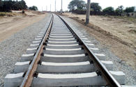Azerbaijan eyes new int'l railway route through its territory