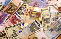 Weekly review of Azerbaijani currency rates