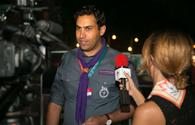 WOSM Sec. Gen. hails Azerbaijan's hosting World Scout Conference