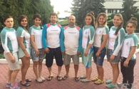"""Azerbaijan's female wrestlers to compete at World Championships <span class=""""color_red"""">[PHOTO]</span>"""