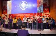 World Scout Conference continues its work in Baku