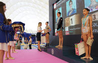 "24th Azerbaijan Open Rhythmic Gymnastics Championship ends <span class=""color_red"">[PHOTO]</span>"