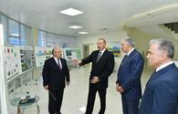"President Ilham Aliyev viewed Samukh Agroenergy Residential Complex <span class=""color_red"">[PHOTO]</span>"