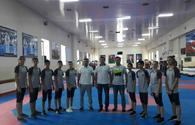 "Azerbaijani fighters to join World Cadet Taekwondo Championships <span class=""color_red"">[PHOTO]</span>"