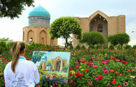 """TURKSOY artists convene in Kazakhstan <span class=""""color_red"""">[PHOTO]</span>"""