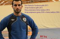 "Azerbaijan's wrestler qualifies for semi-final at World Championships 2017 <span class=""color_red"">[PHOTO]</span>"