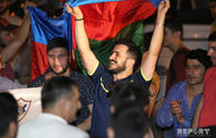 "FC Qarabag's success prompts fans for victory marches <span class=""color_red"">[PHOTO/VIDEO]</span>"