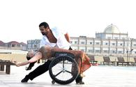 National Paralympians to join dance on wheelchair and parachute jumping competitions