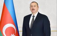 Ilham Aliyev congratulates president of Republic of Chile