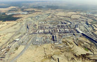 Construction of Istanbul's third airport continues