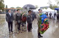 "Memorial to Azerbaijani military figures unveiled in Warsaw <span class=""color_red"">[PHOTO]</span>"