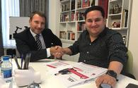 "MGP team to join AZFAR Football Business League <span class=""color_red"">[PHOTO]</span>"
