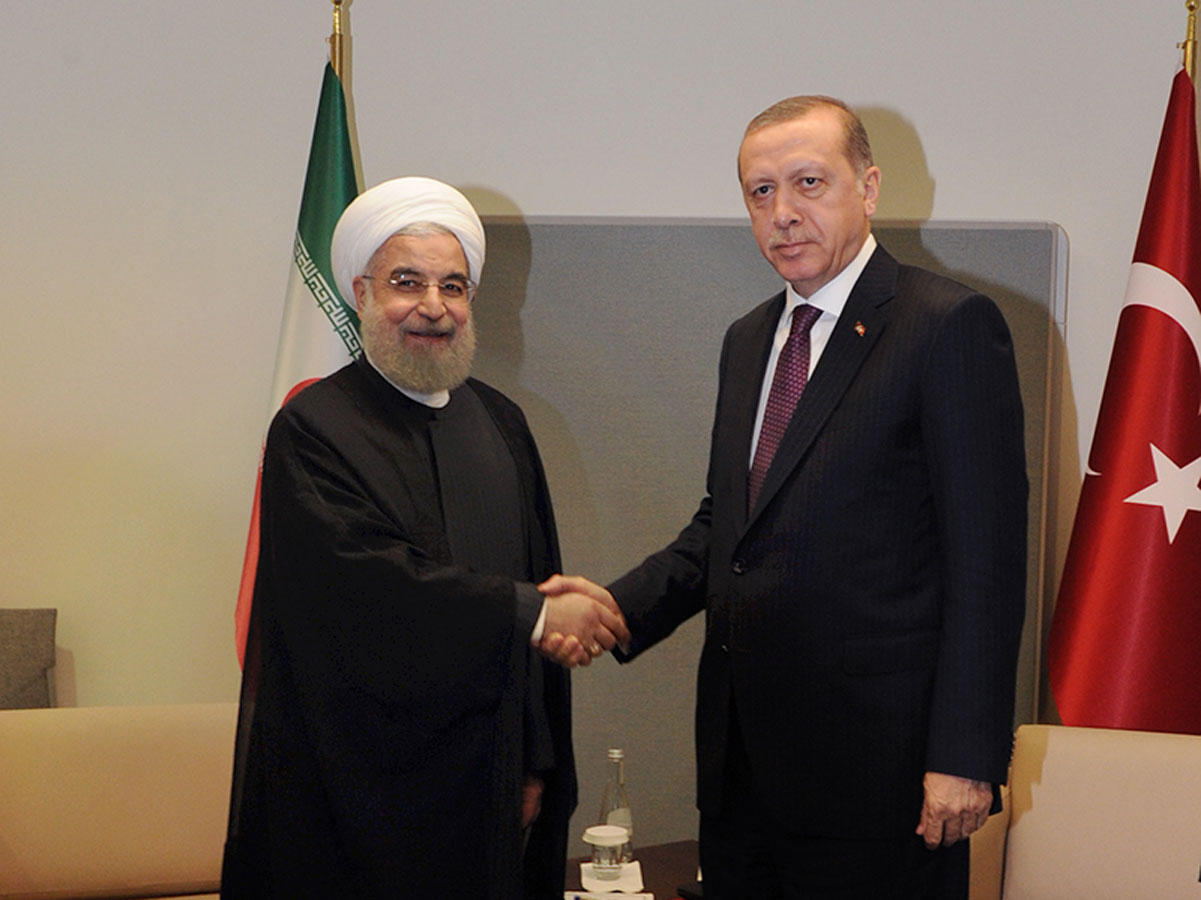 Iran's Rouhani leaves for OIC Science and Technology Summit in Astana