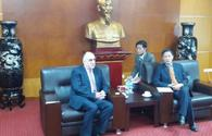 Baku, Hanoi  eye cooperation in various fields