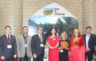 """Azerbaijan gets """"The Best Debut"""" award at WorldFood Moscow <span class=""""color_red"""">[PHOTO]</span>"""