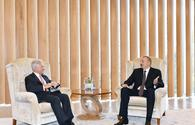 "President Aliyev meets with UK Minister of State <span class=""color_red"">[PHOTO]</span>"