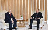 President Aliyev receives Japanese parliamentary vice-minister for foreign affairs
