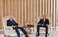"President Aliyev awards BP CEO <span class=""color_red"">[PHOTO]</span>"
