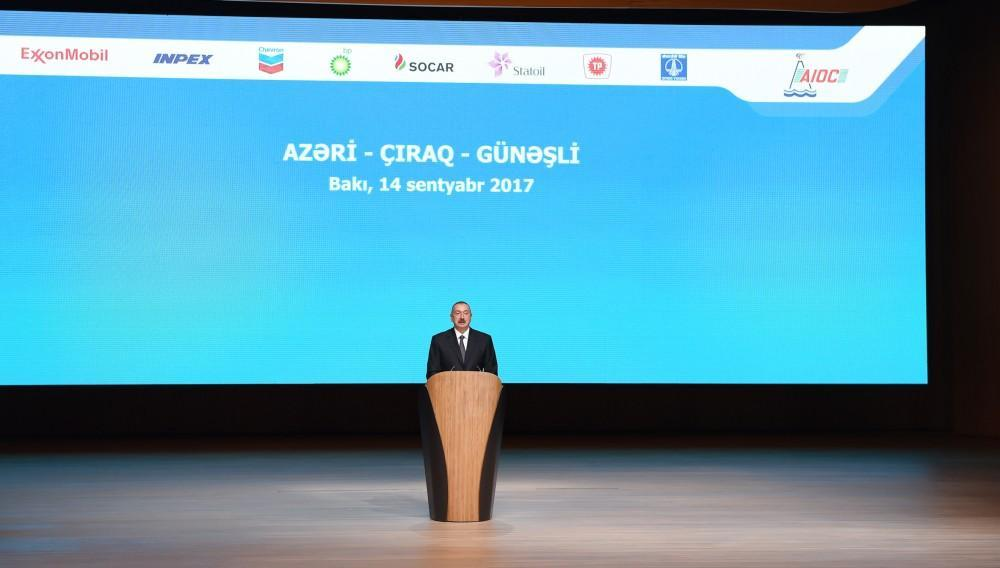 Contract of 21st Century: Azerbaijan to strengthen its power