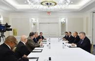 President Aliyev meets with head of Foundation for Ethnic Understanding in New York