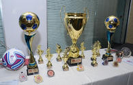 """Presentation of Business League ABL Cup 2017/18 held in Baku <span class=""""color_red"""">[PHOTO/VIDEO]</span>"""