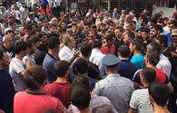 Protesters in Armenia again block highways