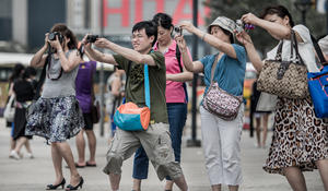 Chinese tourists can wield influence over Azerbaijan's economy