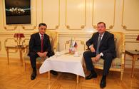 Azerbaijani, Russian interior ministries eye prospects for strengthening relations