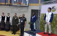 "Azerbaijani wrestlers shine at World Military Championships <span class=""color_red"">[PHOTO]</span>"