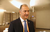 CEV vice-president thanks Azerbaijan for European volleyball championship