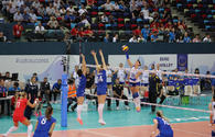 Women's European Volleyball Championship continuing in Baku