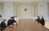 "President Aliyev receives Turkish defense minister <span class=""color_red"">[UPDATE]</span>"