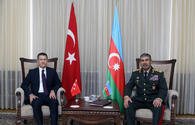 "Azerbaijan, Turkey seek to deepen military cooperation <span class=""color_red"">[PHOTO]</span>"