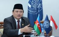 Envoy: Azerbaijan, Indonesia made great strides in developing relations