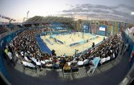 Baku to welcome int'l beach volleyball tournament