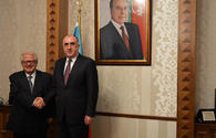 """Azerbaijani FM receives newly appointed Greek envoy <span class=""""color_red"""">[PHOTO]</span>"""