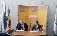 "Baku port signs MoU with Romanian Constanta port <span class=""color_red"">[PHOTO]</span>"