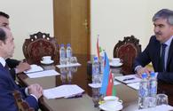 Tajikistan interested in ASAN service brand and State Property Committee's experience