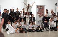 """DanceAbility – Inclusive Dance"" workshops end in Baku <span class=""color_red"">[PHOTO]</span>"